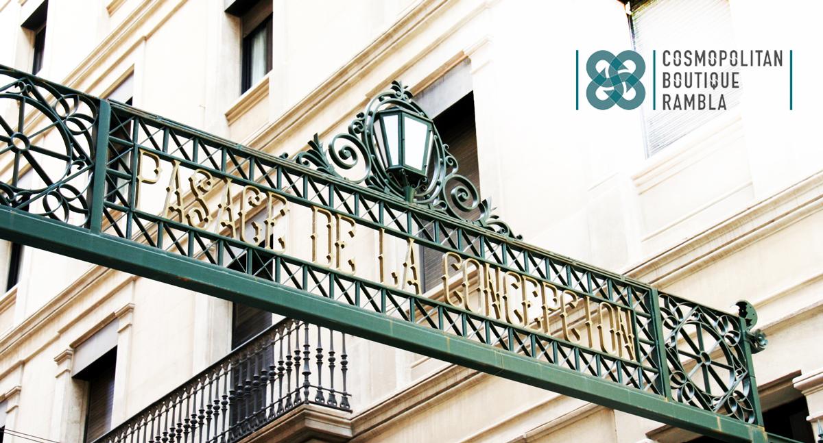 Hostel en las ramblas de barcelona
